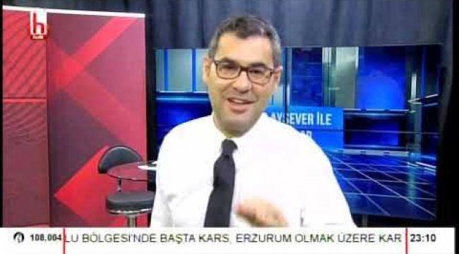 Halk TV'den flaş karar: Enver Aysever ile yollar ayrıldı