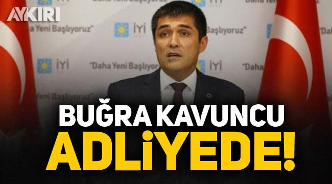 İYİ Parti İstanbul İl Başkanı Buğra Kavuncu, partisinin Milletvekili Ümit Özdağ hakkında suç duyurusunda bulundu