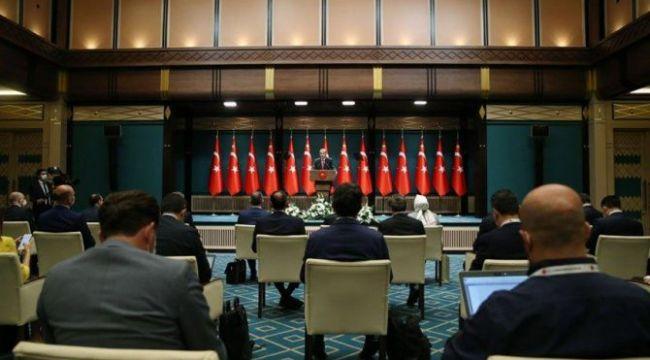 Kabine toplantısı sona erdi: Yüz yüze eğitimde kapsam genişletildi!