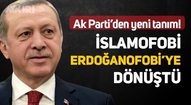 Mahir Ünal: İslamofobi Erdoğanofobi'ye dönüştü