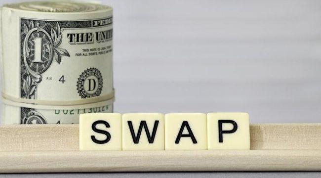 Merkez Bankası'ndan swap hamlesi, dolarda 5 kuruşluk gerileme