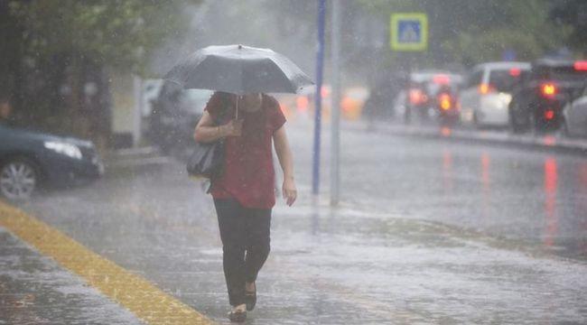 Meteoroloji'den Kocaeli'ye sarı kodlu uyarı