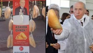 MHP kulislerinden 'askıda ekmek' açıklaması: Osmanlı'da da yapılıyordu