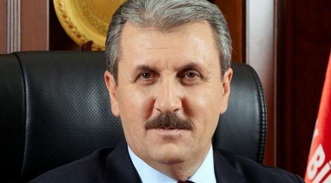 Mustafa Destici yeniden Genel Başkan seçildi