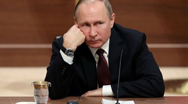 """Putin: """"Dağlık Karabağ konusunda Türkiye ile farklı düşünüyoruz"""""""