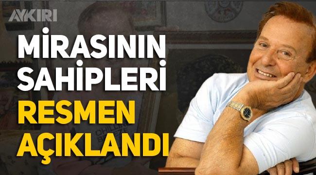 Seyfi Dursunoğlu'nun mirasının kime bıraktığı resmen açıklandı