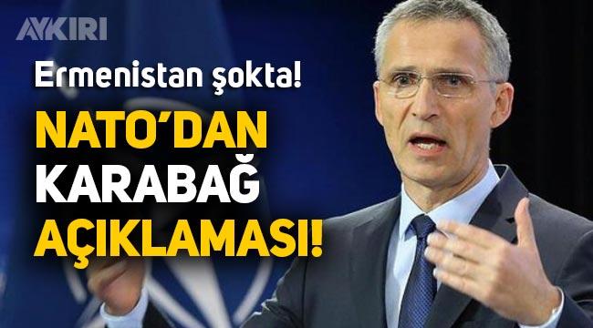 Son dakika haberi: NATO'dan Dağlık Karabağ açıklaması