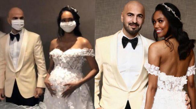 Soner Sarıkabadayı ve Camelo Lopez evlendi