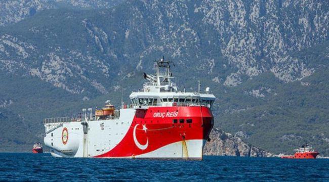 Türkiye'den yeni NAVTEX hamlesi! Oruç Reis yeniden göreve dönüyor