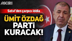 Abdulkadir Selvi: Ümit Özdağ yeni parti kuracak