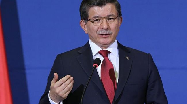 Ahmet Davutoğlu'ndan Berat Albayrak istifası hakkında açıklama
