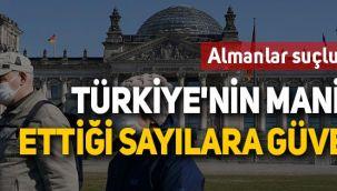 Almanya artan vakalardan Türkiye'yi sorumlu tuttu: