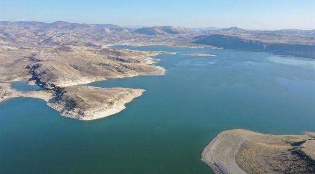 Ankara'da ASKİ'den su tasarrufu uyarısı: Su seviyesi yüzde 24'e düştü!