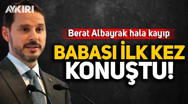 Berat Albayrak'ın babası Sadık Albayrak ilk kez konuştu: İstifa kendi tercihi!