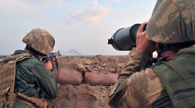 Bir acı haber de Şırnak'tan geldi: 1 askerimiz şehit oldu