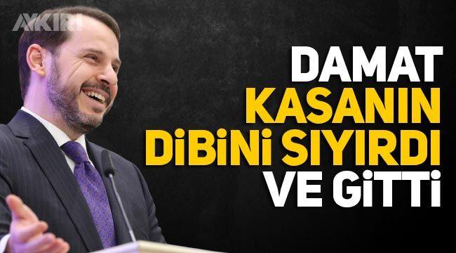 """CHP'den ekonomi açıklaması: """"Damat kasanın dibini sıyırıp gitti"""""""