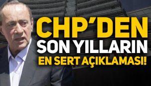 CHP'den zehir zemberek Alaattin Çakıcı açıklaması