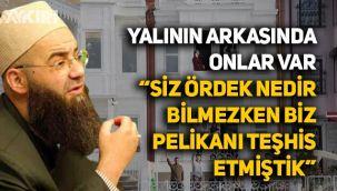 Cübbeli Ahmet'ten Pelikan çıkışı!