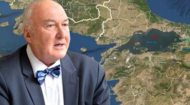 Deprem uzmanı Prof. Dr. Ercan: Büyük artçılar Türkiye kıyılarından uzaklaşıyor, Yunanistan kıyılarında bekleniyor