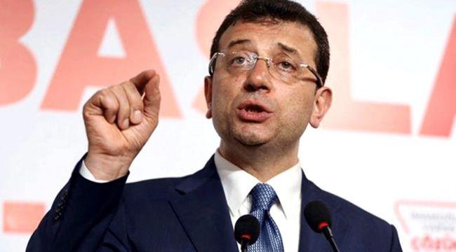 """Ekrem İmamoğlu: """"Sayın Fahrettin Kocatedbir almada gecikiyorsunuz"""""""