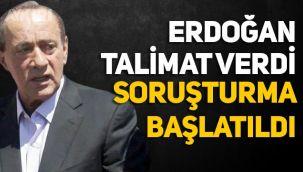 Erdoğan onay verdi, Alaattin Çakıcı hakkında soruşturma başlatıldı