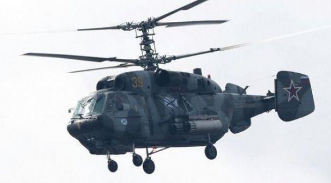 Azerbaycan'dan ateşlenen füze Rus helikopterini düşürdü