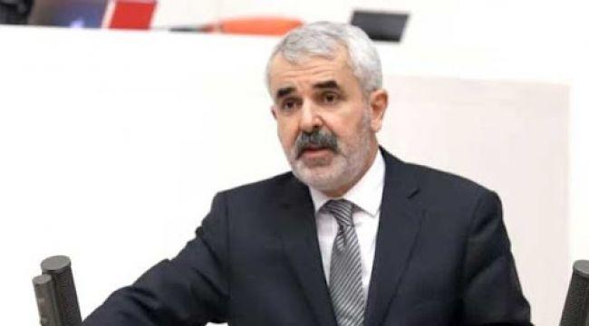 Eskişehir Milletvekili Nurullah Sazak koronavirüse yakalandı