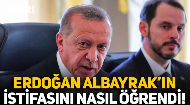 İsmail Saymaz açıkladı: Erdoğan, Berat Albayrak'ın istifasını sosyal medyadan öğrendi