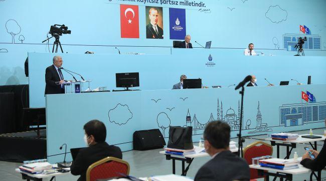 İstanbul'da 2021 yılı için suya yüzde 25 zam teklifi geri çekildi