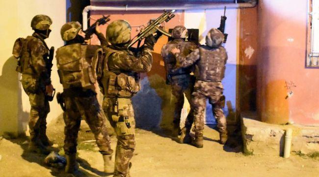 İstanbul'da terör operasyonu: 6 gözaltı
