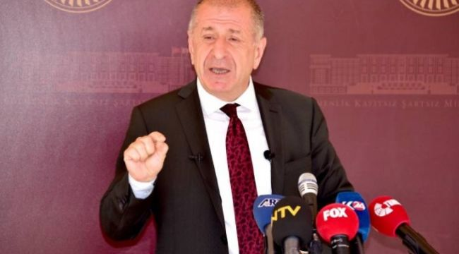 İYİ Parti'den Ümit Özdağ açıklaması