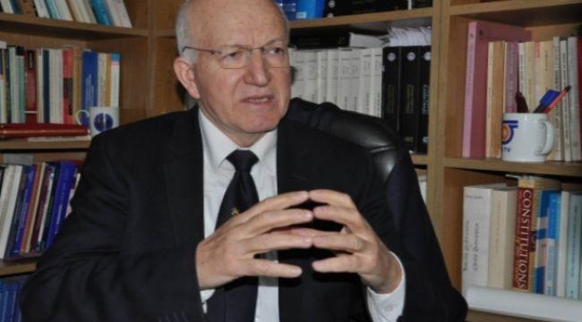 Kaboğlu'ndan yeni açıklama: 4 parti katıldı ama anayasa çalışması değildi