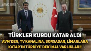 Katar, Türkiye'den bugüne kadar neler aldı