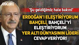 Kemal Kılıçdaroğlu'ndan Alaattin Çakıcı'nın tehdidine ilişkin ilk açıklama!