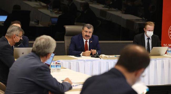 Koca'dan yeni İstanbul toplantısı: İmamoğlu tepkisinden sonra katılımcıların sayısı yine eksildi