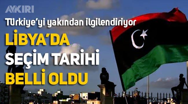 Libya'da seçimler ne zaman yapılacak