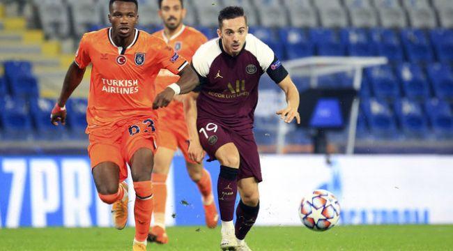 Medipol Başakşehir, Şampiyonlar Ligi'nde Manchester United'ı 2-1 mağlup etti