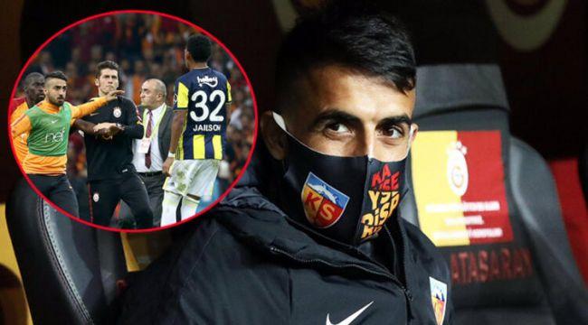 Muğdat Çelik'ten eleştirilere tepki: Bir futbolcu ha maç satmış ha karısını satmış, Jailson'u kovaladığım için böyle yapıyorlar
