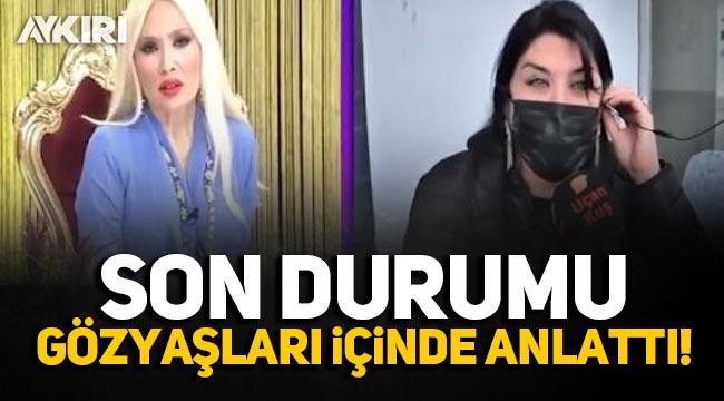 Mustafa Topaloğlu'nun eşi son durumu gözyaşları içinde anlattı!