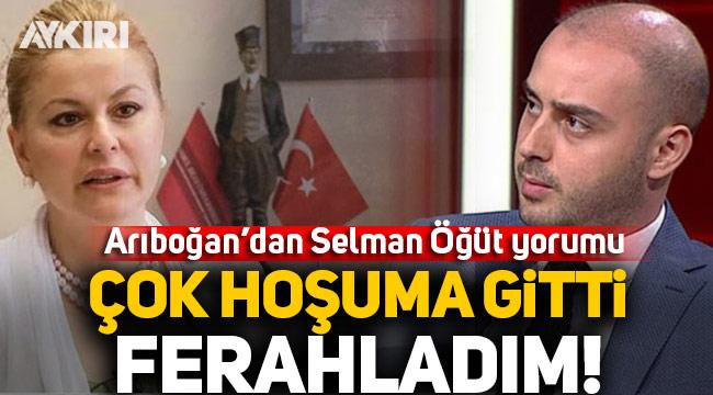 Pelikancı Hilal Kaplan, üniversiteden kovulan kaynı Selman Öğüt için Deniz Ülke Arıboğan'ı hedef aldı