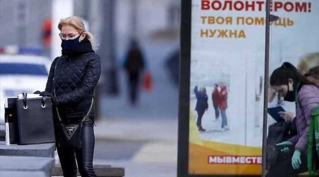 Rusya'da salgın zirve yaptı!
