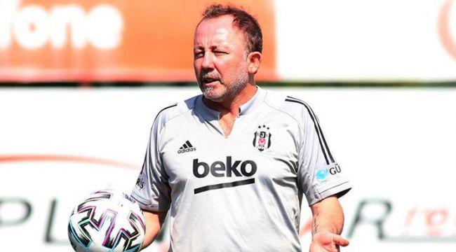 Sergen Yalçın istifa mı etti? Beşiktaş'tan açıklama!