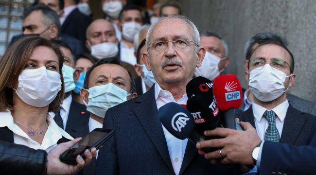 Seval Türkeş'ten, Kemal Kılıçdaroğlu'na destek telefonu