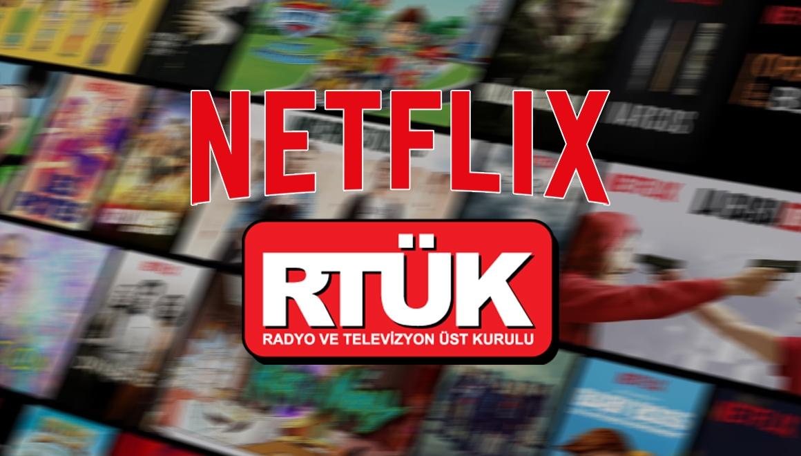 Son dakika... RTÜK'ten NETFLIX ve Amazon Prime açıklaması