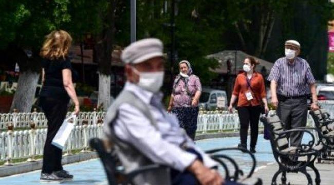 Tüm İllerde 65 yaş üstü kişilerin saat 10:00-16:00 saatleri dışında sokağa çıkması yasaklandı