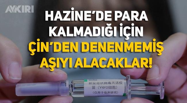 Türkiye neden Çin'den aşı alıyor? Çin'den gelecek aşıların etkisi bilinmiyor iddiası