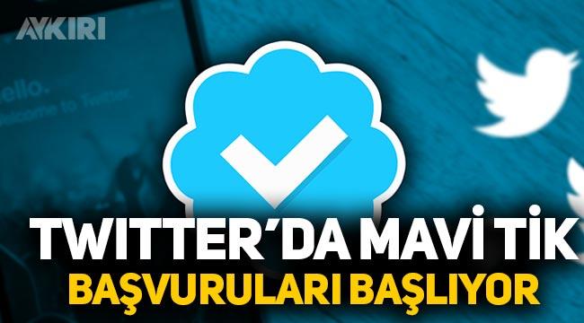 Twitter mavi tik alma geri geliyor! Twitter'da mavi tik nasıl alınır? Twitter hesabı nasıl onaylatılır?