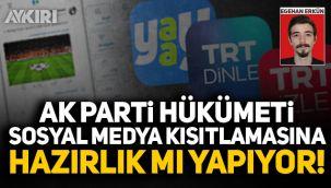 Adım adım Türkiye'yi bekleyen tehlike! Sosyal medyada yasaklar nasıl başlayacak!