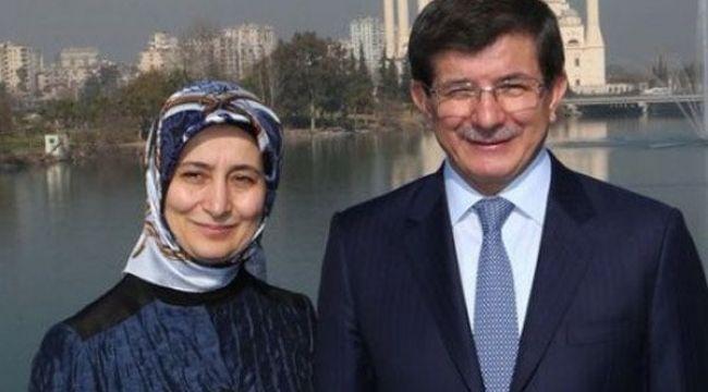 Ahmet Davutoğlu'nun eşi koronavirüse yakalandı