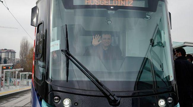 Alibeyköy-Cibali tramvay hattı açılıyor
